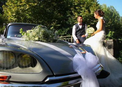 mariage dans le pays basque avec parc