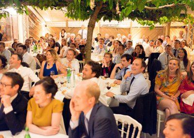salle de reception au pays basque pour un mariage de 150 personnes